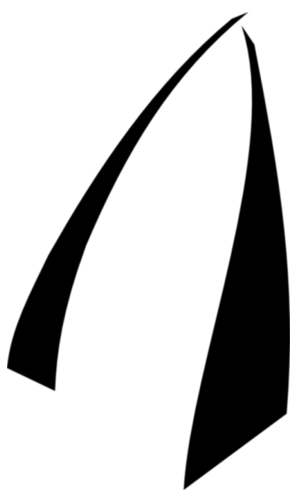 A logo hopeful.