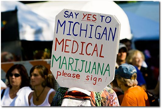 Medical marijuana vote