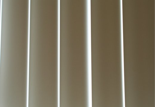My blinds.