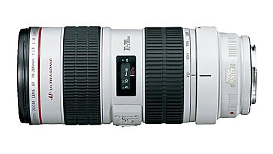 The Canon EF 70-200mm F/2.8L IS USM
