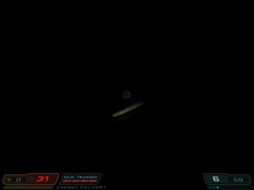 Doom 3 Blackness