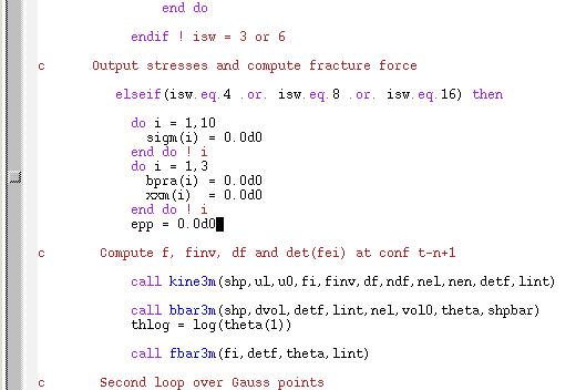 Emacs buffer
