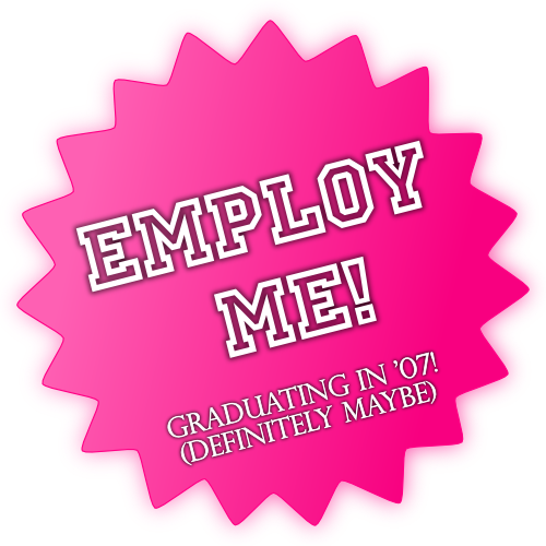 An employment ad