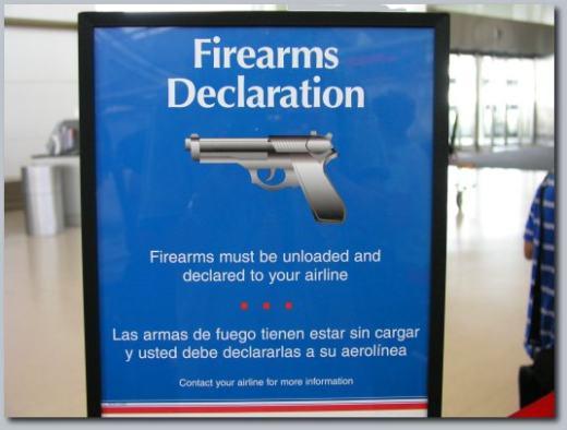 Worthless gun thingy.