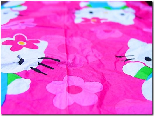 Hello kitty cloth