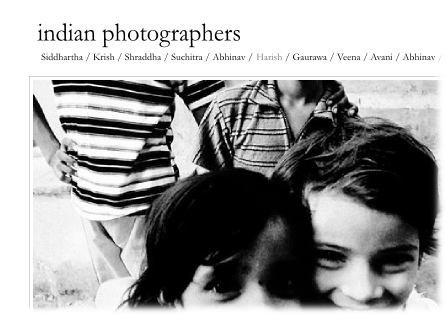 A design mockup for Indian photographers (3.3)