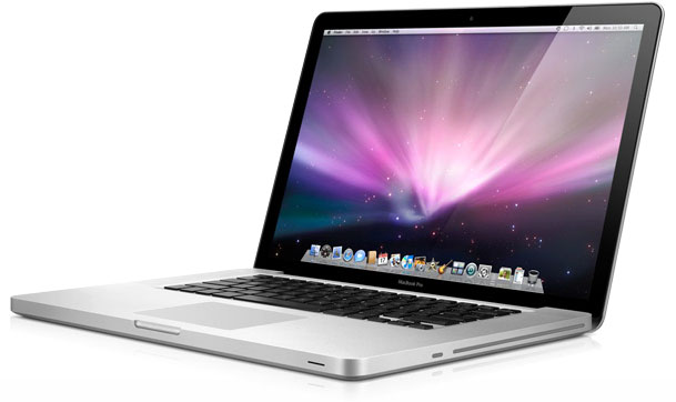Redesigned Macbook Pro