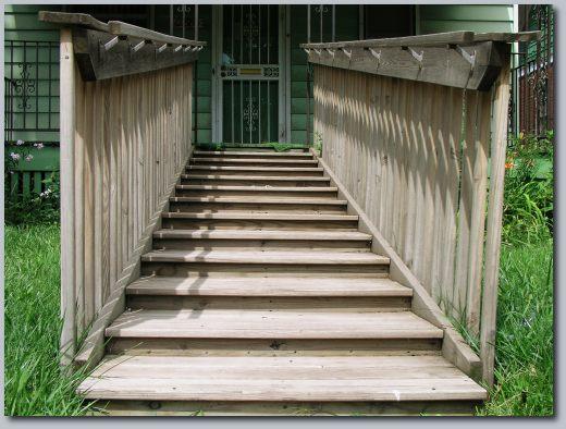 Many steps.