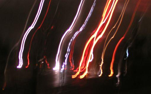Less unpretty nocturnal blur