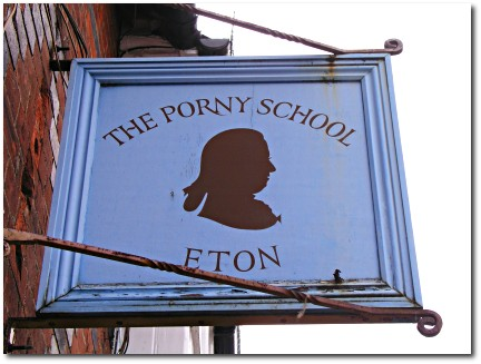 The Porny School.