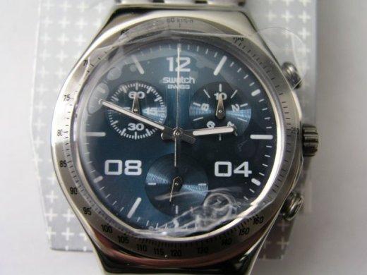 V's watch