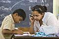 Ivan and Romana's classroom
