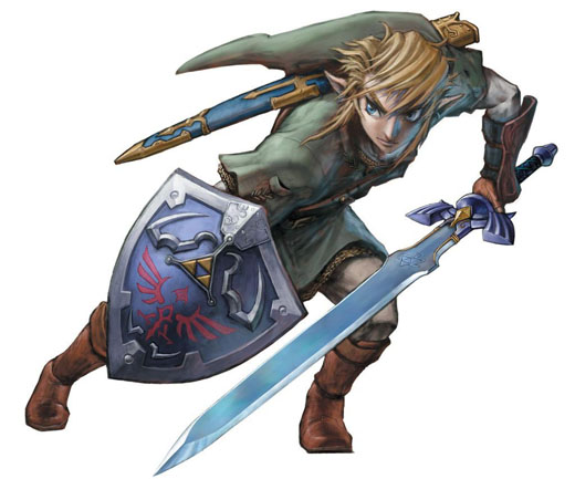 Link from The Legend of Zelda: Twilight Princess